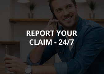 Report Your Insurance Claim 24/7